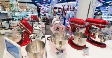 Robot culinaire kitchenaid