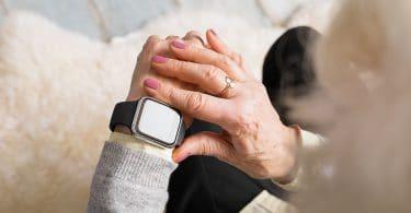 smart watch senior