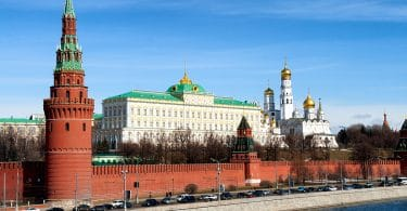 Le Kremlin Russie