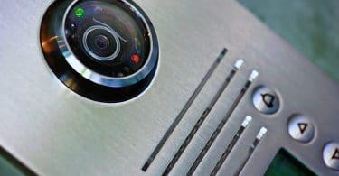 caméra de sécurité