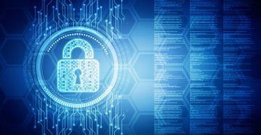 cybersécurité cadenas