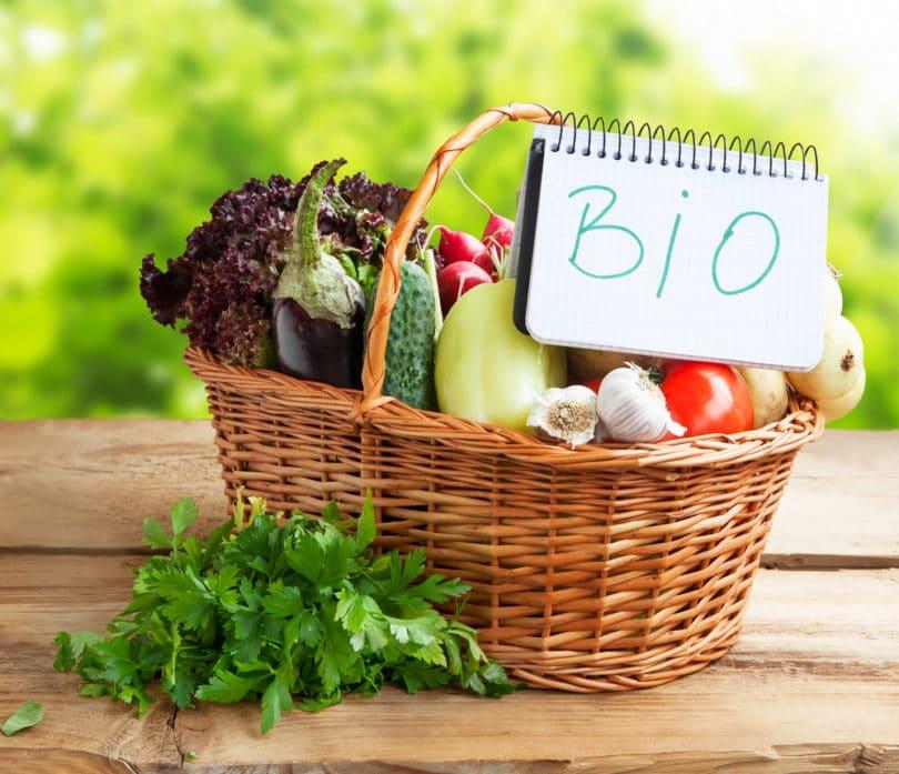 alimentation bio