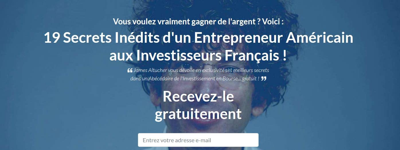 james altucher guide alternatif investissement