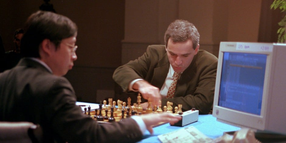 kasparov contre deep blue intelligence artificielle jeux d'echecs