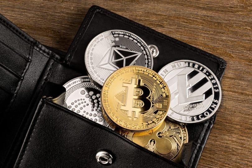 portefeuilles cryptos