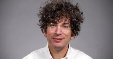 James Altucher cheveux