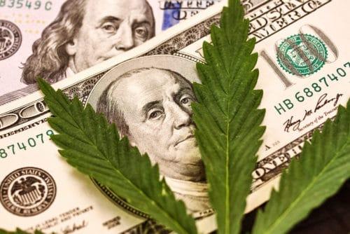 dollar cannabis légal