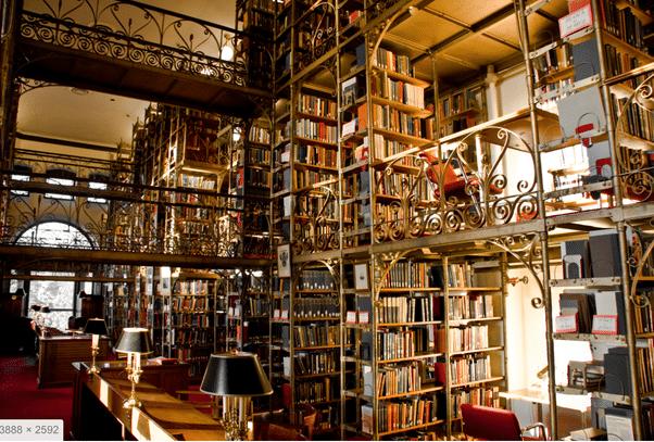 bibliotheque vingt ans
