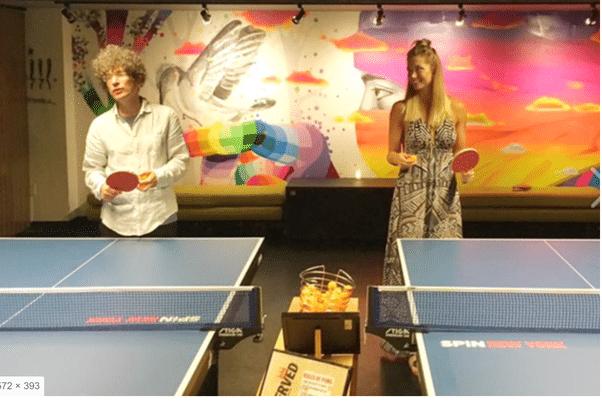 ping pong vingt ans