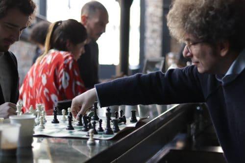 James Altucher partie échecs Yann Boutaric