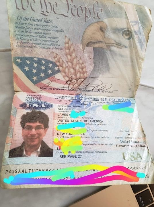 passeport James altucher conseils
