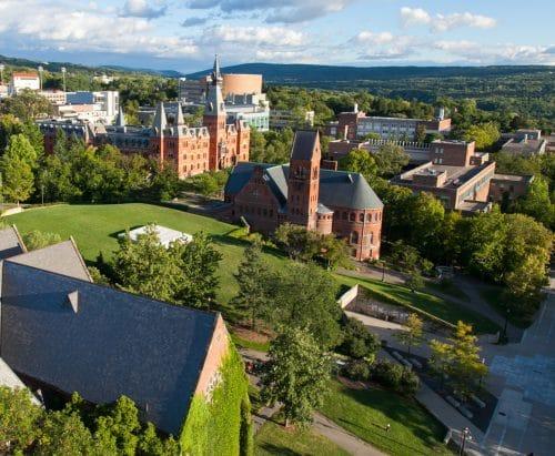"""Université Cornell savoir dire """"non"""""""
