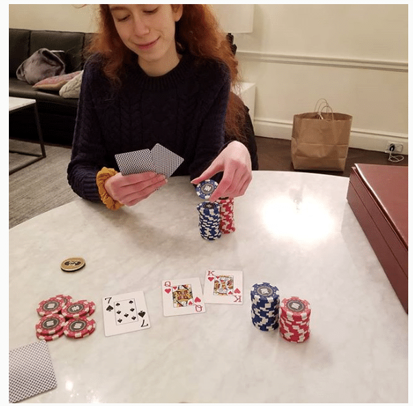 fille James Altucher poker