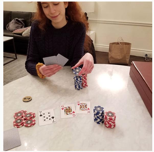 fille James Altucher poker