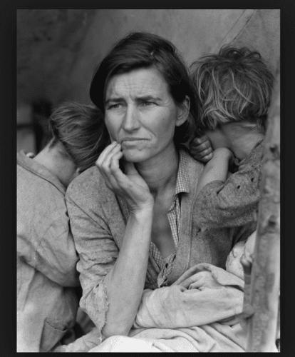 chômage pauvreté revenus dette