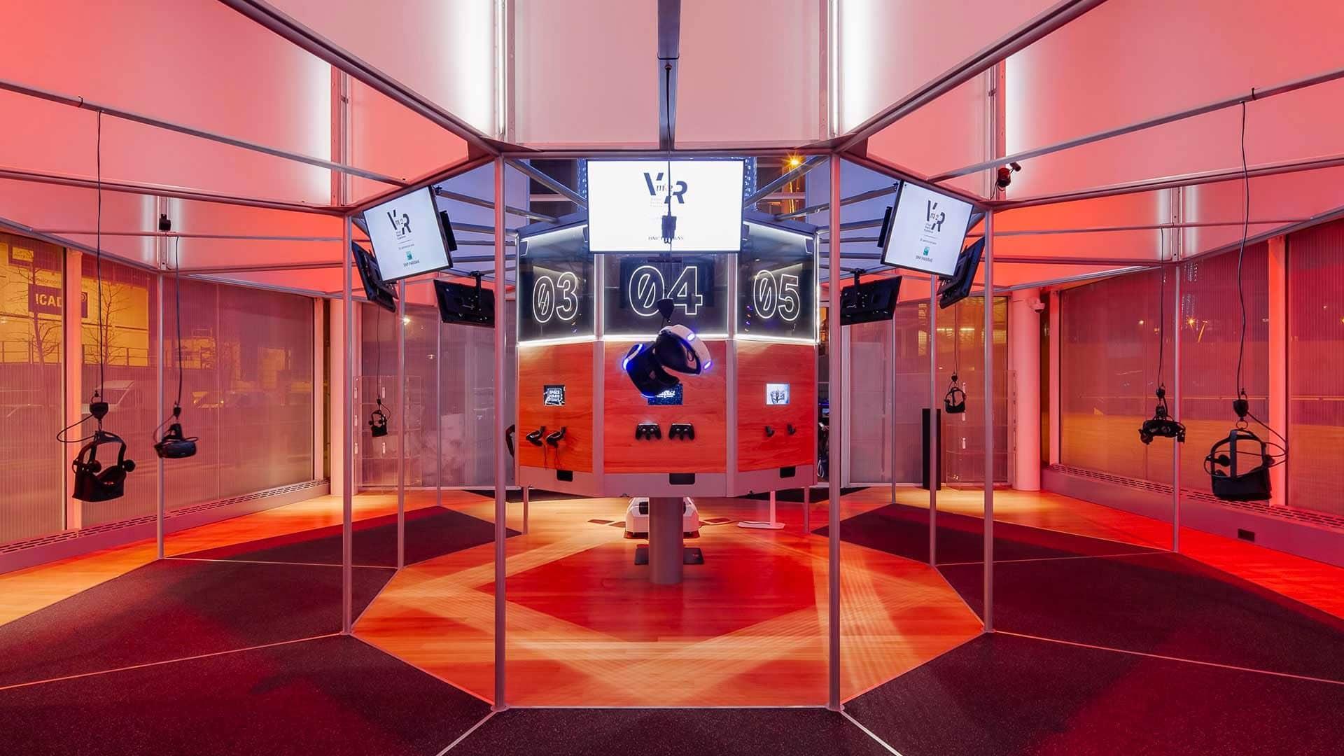 réalité virtuelle mk2vr