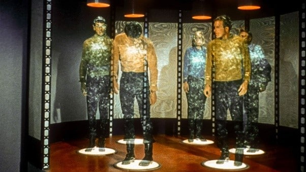 hologrammes extraterrestre