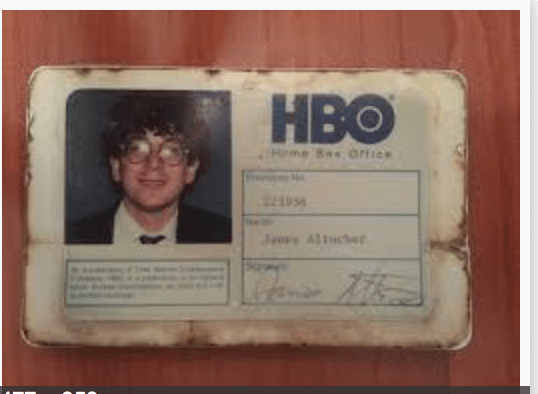 HBO James Altucher