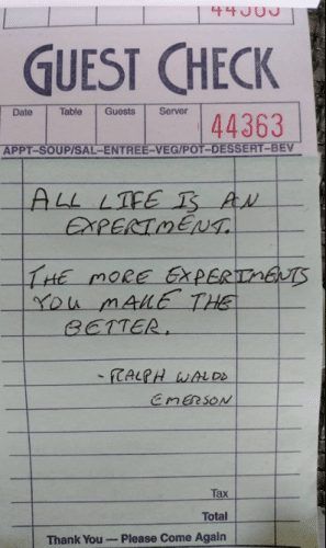citation Ralph Waldo emerson