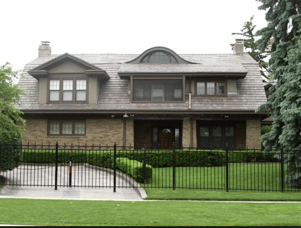 maison Warren Buffett Omaha