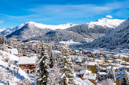 Davos Suisse forum économique mondial