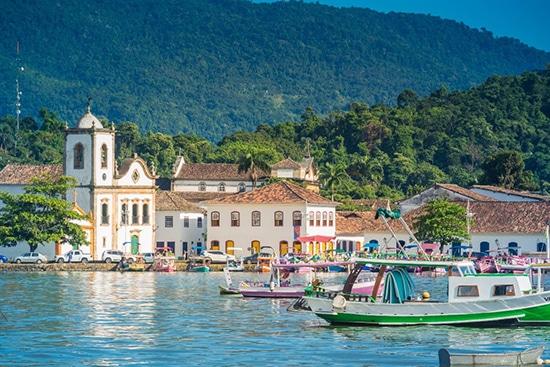 s'expatrier au Brésil, Paraty expatrié
