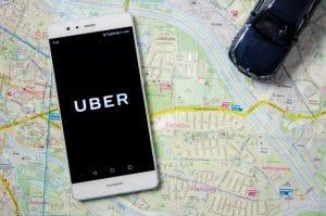 Uber vs. Lyft VTC