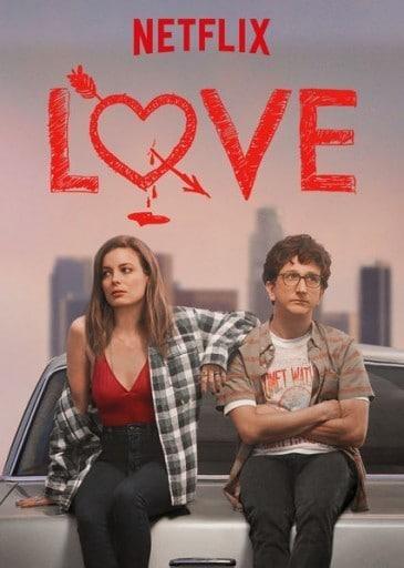 série Love Netflix