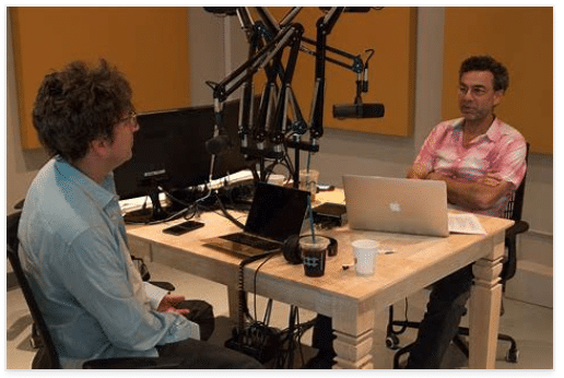 podcast émission Question d'un jour James Altucher Stephen Dubner