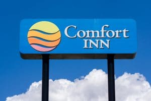 Comfort Inn marque hôtel Choice International CHH
