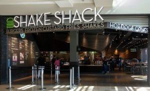 vente au détail consommation shake shack SHAK