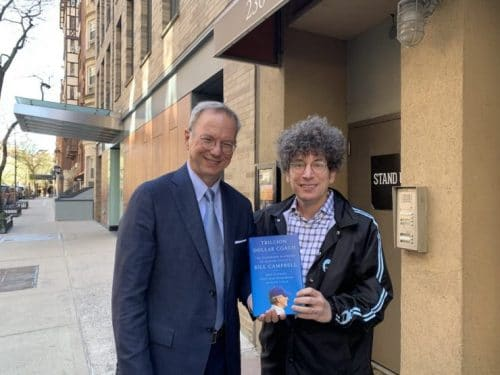 Eric Schmidt ex-PDG Google James Altucher