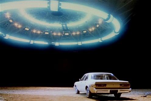 vaisseau extraterrestre