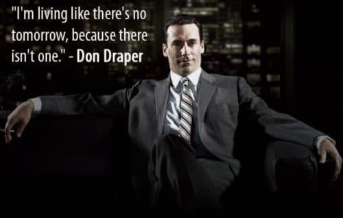 citation Don Draper Mad Men