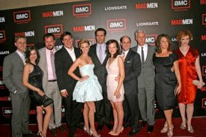 Casting Mad Men série Don Draper