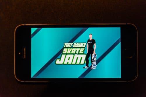 Tony Hawk's Skate Jam jeu vidéo Tony Hawk skate