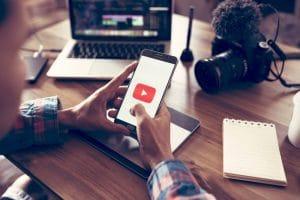 youtube réseaux sociaux vidéo