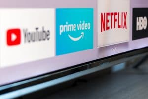 guerre du streaming netflix HBO Amazon Prime Disney Apple