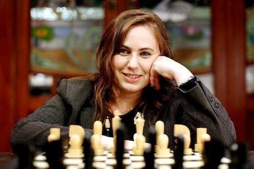 Judit Polgar jeu d'échecs