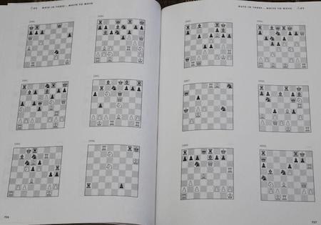 puzzles jeu d'échecs