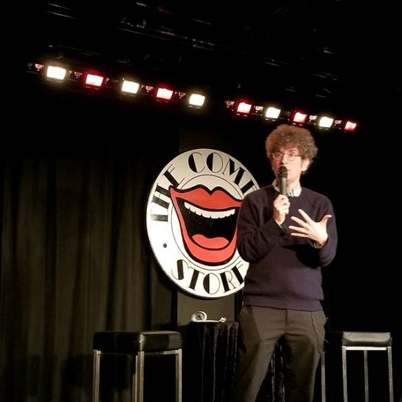 James Altucher stand-up
