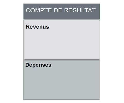 budget Compte de résultat
