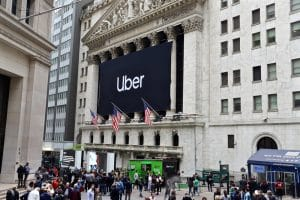 IPO introduction en Bourse Uber