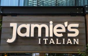 Jamie's Italian Jamie Olivier restaurant entrepreneurs
