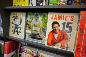 livres Jamie Oliver