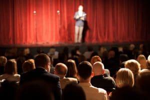 stand-up humoristes parler en public