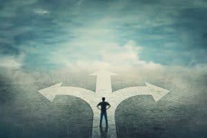 trouver sa voie choisir la bonne voie