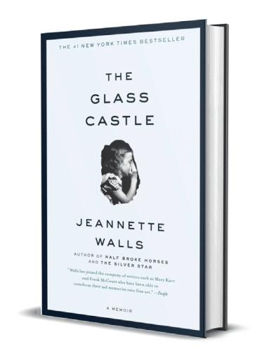 Livre Glass Castle Château de verre Jeannette Walls
