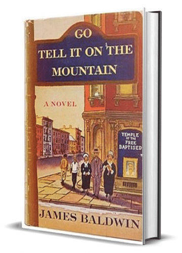 livre go tell it on the mountain la conversion james baldwin