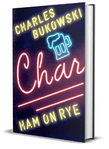 livre Ham on Rye Charles Bukowski
